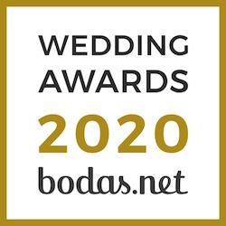 Wedding Awards 2020 - Bodas.net