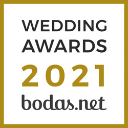 Wedding Awards 2021 - Bodas.net